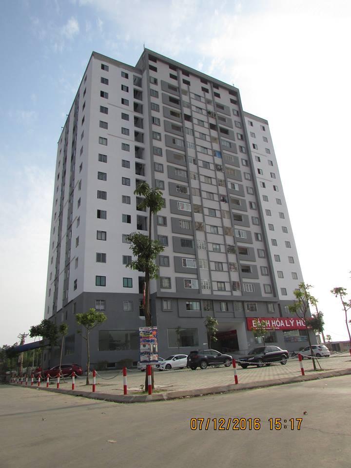 Bán và cho thuê căn hộ tòa 15 tầng chung cư bảo quân