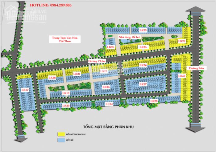Chính chủ cần tiền bán liền kề 29 shophouse dự án TMS Phúc Yên- Vĩnh Phúc